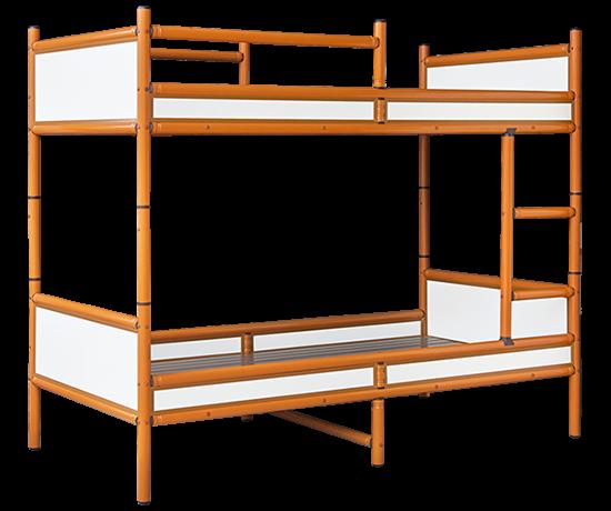 Ranza (Şah) - Bunk Bed - Ahsen Mobilya, Yurt Ranzaları ...